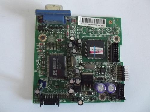 Imagem 1 de 1 de Placa Logica Monitor Lcd Aoc Lm522