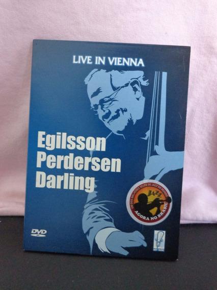 Egilsson Perdersen Darling - Live In Vienna Dvd Digipack