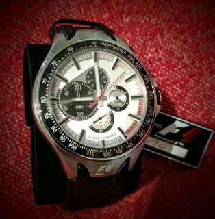 Reloj Jacques Lemans Nuevo Chrono Con Garantía