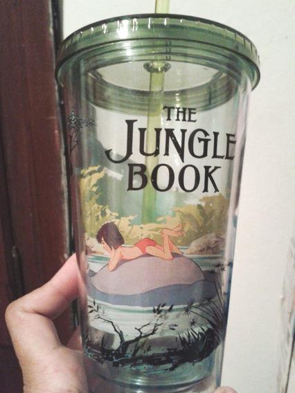 Vaso Importado Jungle Book Disney Store Orig - En La Plata!!