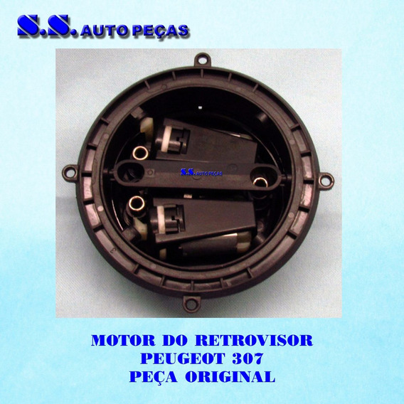 Motor 307 Moto Retrovisor Peugeot 307 Original