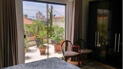 Sobrado Residencial À Venda, Vila Ema, São Paulo - So0344. - So0344