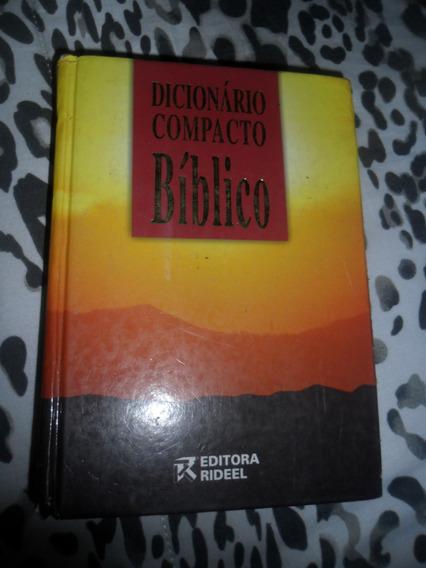 Dicionário Compacto Bíblico Fr. Fco. De Jesus Maria Sarmento