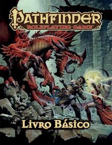 Pathfinder Livro Básico - Rpg - Devir