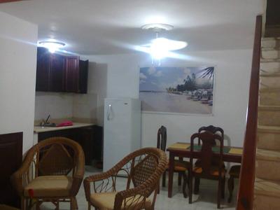 Apartamento Estudio Amueblado Cerca Del Malecon