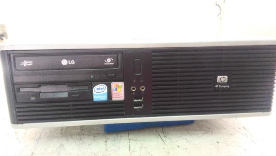 Cpu Hp Compaq Dc 5700 Small Form Factor - Hd 80 Gb