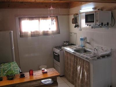 Casa Tipo Cabaña Para 5 Personas Muy Confortable Libre5mar