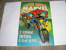 Super-herois Marvel Nº 13 Editora Rge Semi-novo Frete Grátis