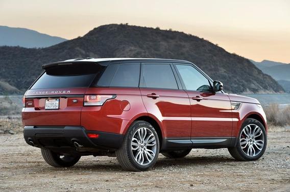 Sucata P/retirar Peças Range Rover Sport Diesel 2013 2014 15