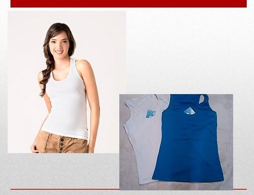 Camiseta Olimpica 100% Algodón.