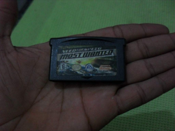 Need For Speed Most Wanted Para O Game Boy Advance. 100%