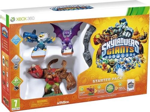 Skylanders Giants - Xbox 360