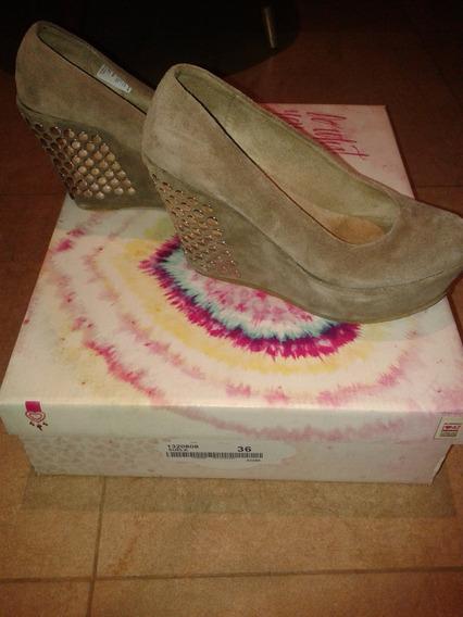 Zapato Mujer 47 Street Estan Como Nuevos Impecables