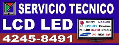Service - Reparacion De Lcd - Led - Tv En Lomas De Zamora