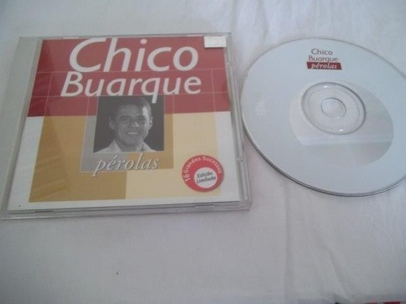 * Cd - Chico Buarque - Perolas