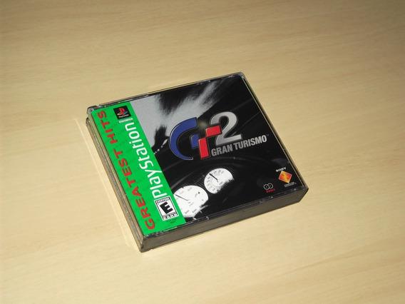 Ps1 - Gran Turismo 2 (americano)