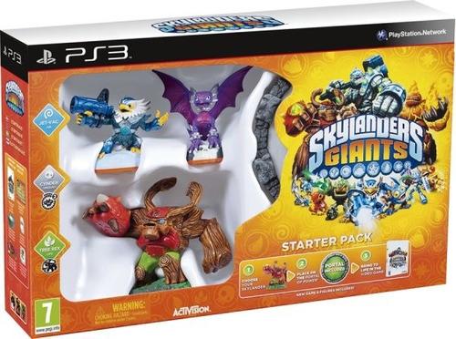 Skylanders Giants Figuras - Playstation 3 Ps3