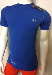 Playera Under Armour Fitted 12/24 2pz L, 1pz Xl