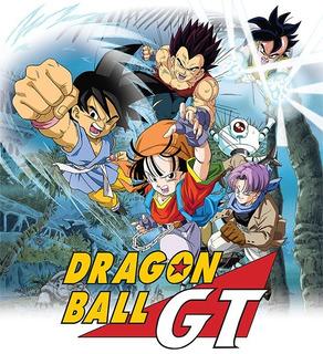 Dragon Ball Gt- Série Completa- 7 Dvd