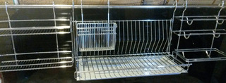 Kit Set De Secaplatos Barral 5 Accesorios Organizador Cocina