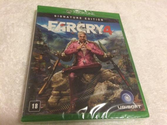 Far Cry 4 Signature Edition-100% Dublado Emportuguês-lacrado