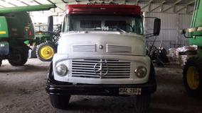 Camion Mercedez Benz 1114 Volcadora, Para Trabajar.