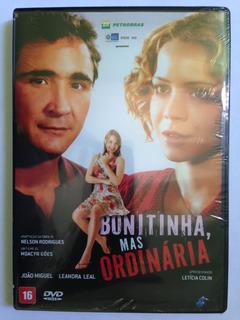 Dvd Bonitinha, Mas Ordinária (2013) Original E Lacrado