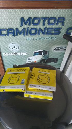 Anillos Om366 1720 364 711/ 712 352 Mercedes Benz