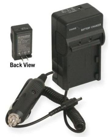 Carregador Bateria Para Filmadora Gopro Hd Hero3+ Hero3