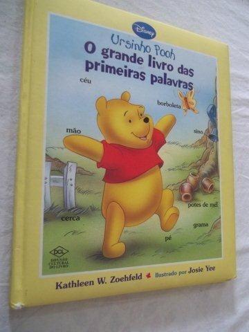 Livro - O Grande Livro Das Primeiras Palavras - Juvenil