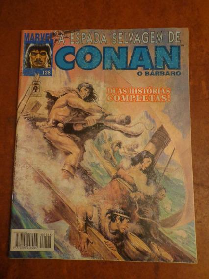 Antiga Revista Em Quadrinhos Conan - R 1924