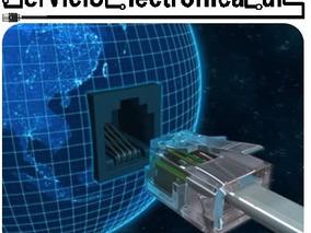 Servicio Técnico Electrónica, Router, Modem, Pc, Laptop, Ups