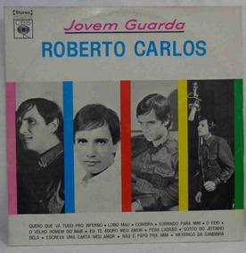 Roberto Carlos Lp Nacional Usado Jovem Guarda 1965 Stereo