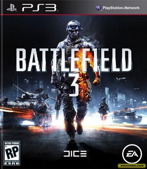 Battlefield 3 Ps3 -enviamos Hoje Gamesclub(psn)