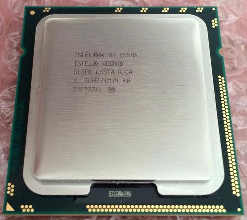 Imagem 1 de 4 de Processador Intel Xeon E5506 2.13ghz Lga1366 R410 R610 R710