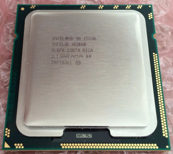 Processador Intel Xeon E5506 2.13ghz Lga1366 R410 R610 R710
