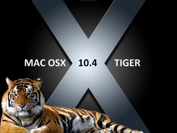 Osx 10.4.11 - Tiger