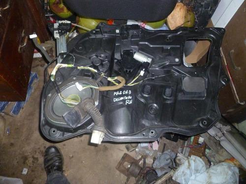 Vendo Regulador  Ventana Delantero Derecho  Mazda 3,  2004