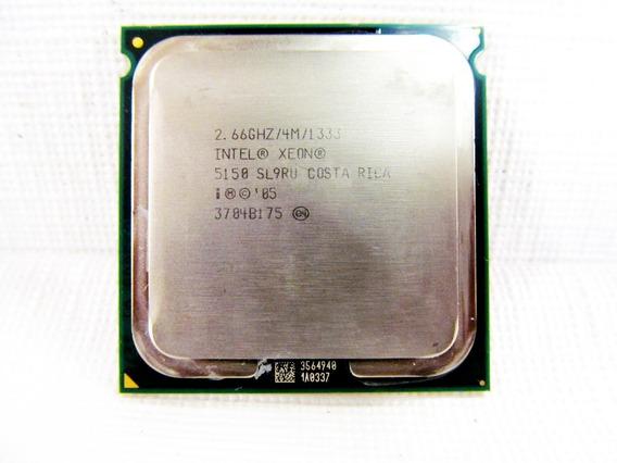 Processador Intel Xeon 5150 2.66ghz 4mb Cache P/n Sl9ru