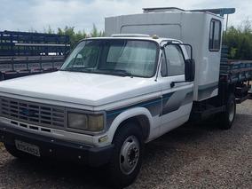 Chevrolet D-40 Vw 8-120 8-150 Cabine Auxiliar Comboio