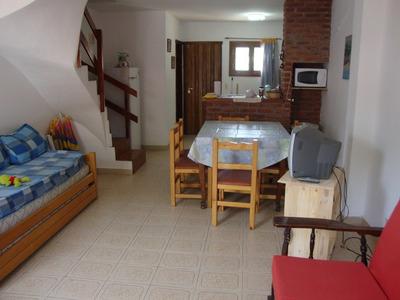 Alquilo Duplex En La Lucila Del Mar (san Bernardo).