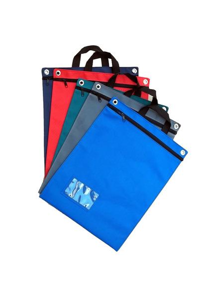 Malote Tipo Envelope, Escritório, Contabilidade, Kit 10 Pçs