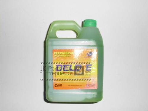 Refrigerante Anticorrosivo Deldxe Verde