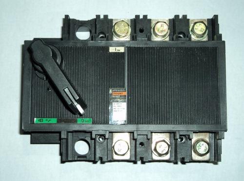 Interruptor Tripolar Interpact In160t