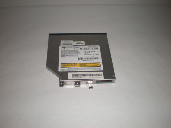 Drive Notebook Hp Cd-rom Modelo:sn-124p/cma P/n:217396-fco