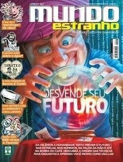 Revista Mundo Estranho Edição 107 Janeiro 2011 Colecionador