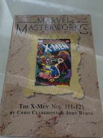 Marvel Masterworks X-men 111 121
