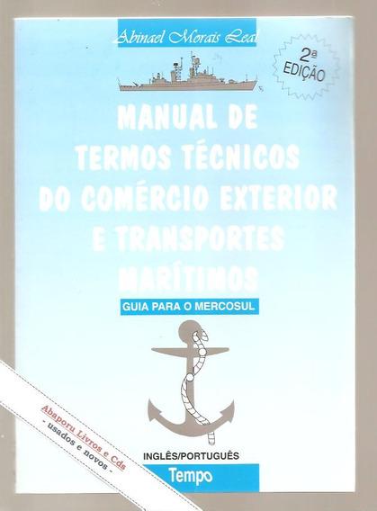 Termos Técnicos Do Comércio Exterior E Transportes - Abinael