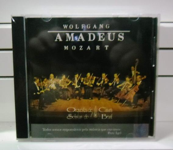 Cd Orquestra De Camara Solistas Do Brasil Novo Lacrado