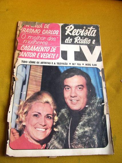 Radio 1968 Roberto Mauro Paulo Sergio Von Erasmo Hebe Toledo
